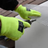 Cordova Safety Products 3704 machine knit gloves cutting metal wire