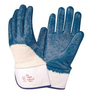 Supported Nitrile Gloves