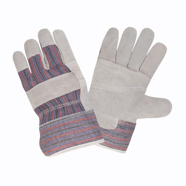 cordova safety products 72101 split cowhide palm glove