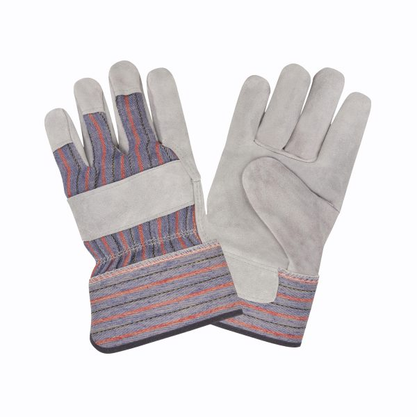 cordova safety products 72211 split cowhide palm glove