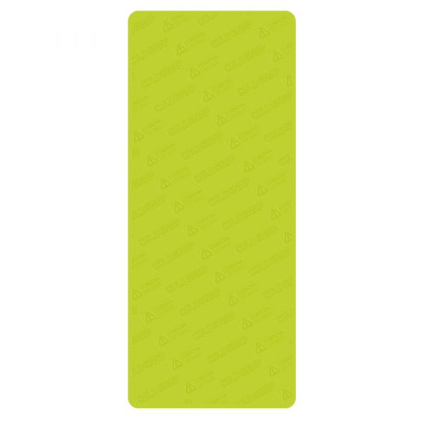 Lime Cooling Towel