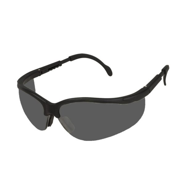 cordova safety products gray boxer safety glasses