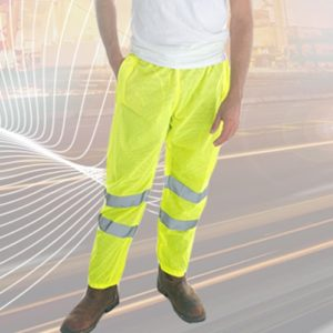 Hi-Vis Leg & Foot Protection
