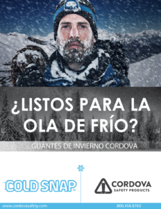 COLD SNAP Gloves – SPANISH