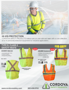 Hi-Vis Body Protection