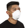 nx95 valved disposable face mask