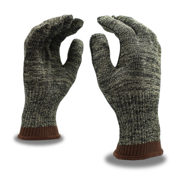 power-cor max aramid steel glove with a6 cut resistance