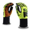 ogre oil and gas glove with synthetic leather palm and tpr