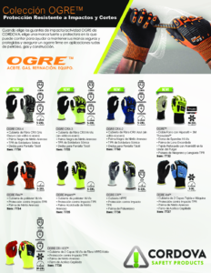 OGRE Collection – SPANISH