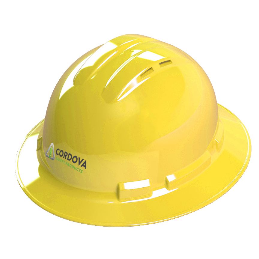 Hard Hat Logo Imprinting