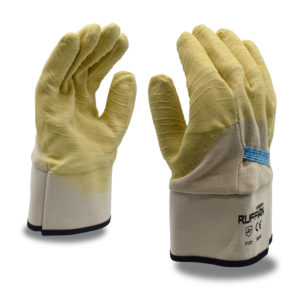 Supported Latex Gloves