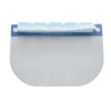 Cordova safety products Plastic Face Shield back