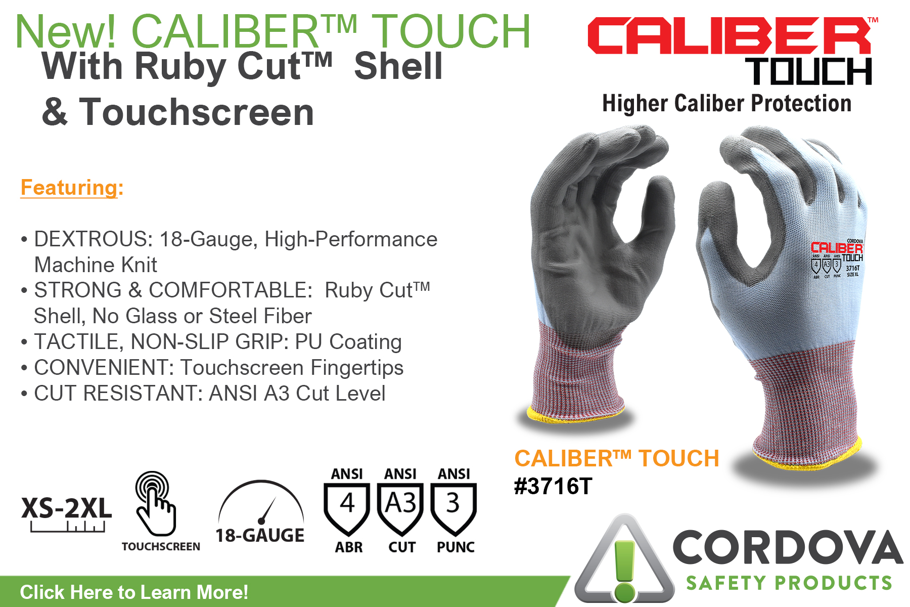 CALIBER TOUCH 3716T epromo